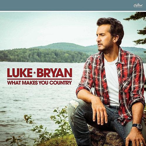 Luke Bryan - What Makes You Country [2xLP]