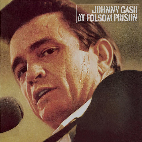Johnny Cash - At Folsom Prison [LP]