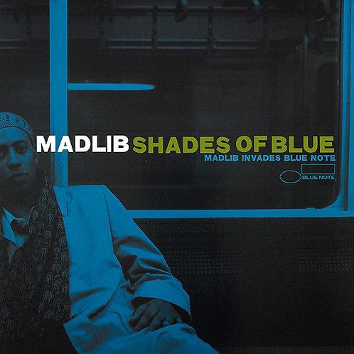 Madlib - Shades of Blue [2xLP]