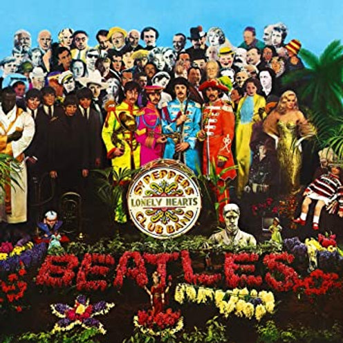 Beatles - Sgt. Pepper's Lonely Hearts Club Band [LP - 180G]