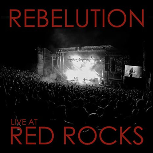 Rebelution - Live at Red Rocks [2xLP]