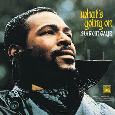 Marvin Gaye - What's Going On [LP - 180G]