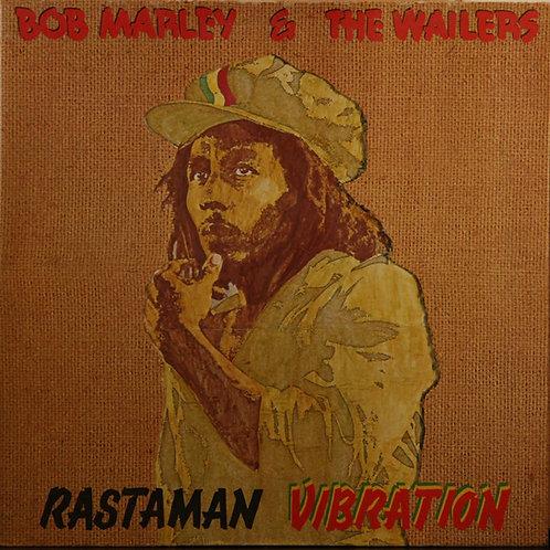 Bob Marley & The Wailers - Rastaman Vibration [LP]