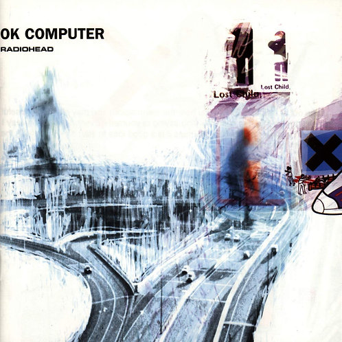 Radiohead - OK Computer [2xLP 180G]
