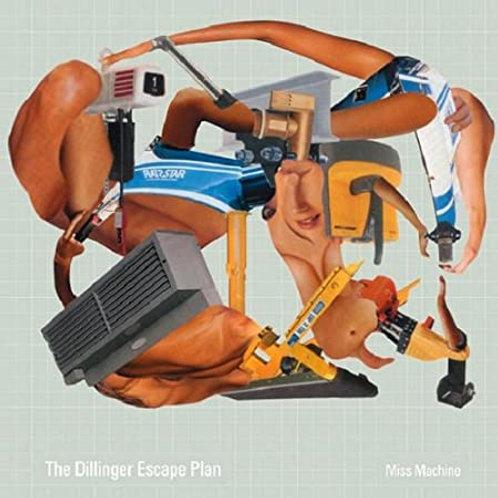 The Dillinger Escape Plan - Miss Machine [LP - Coke Bottle w/ White Splatter]
