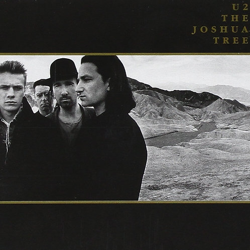 U2 - The Joshua Tree [2xLP - 180G]