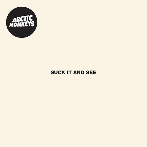 Arctic Monkeys - Suck It And See [LP]