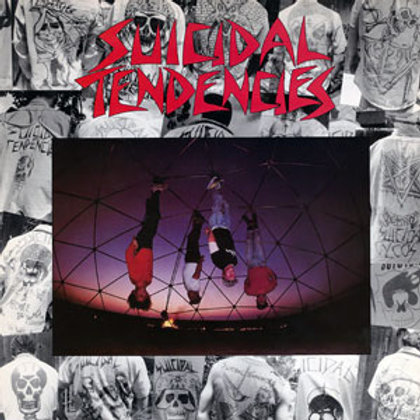 Suicidal Tendencies - Suicidal Tendencies [LP - Colored VInyl]