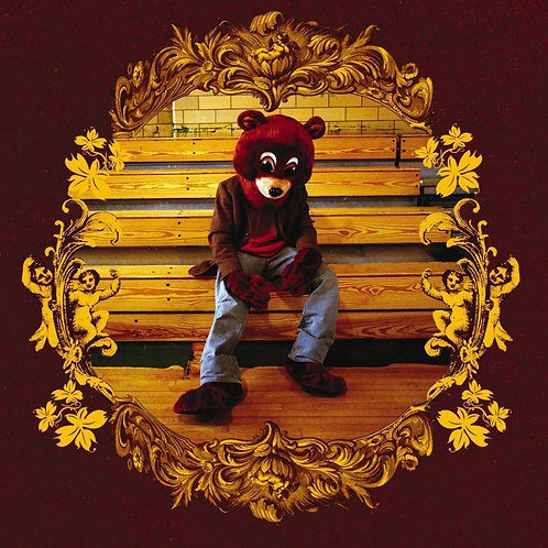 Kanye West - The College Dropout [2xLP]