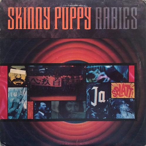 Skinny Puppy - Rabies [LP]