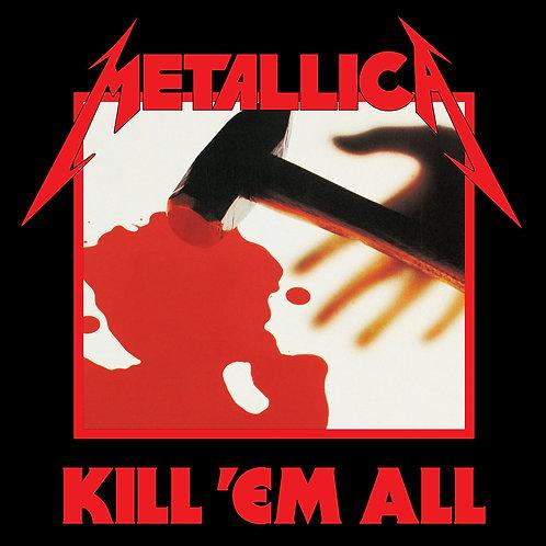 Metallica - Kill 'Em All [180G LP]