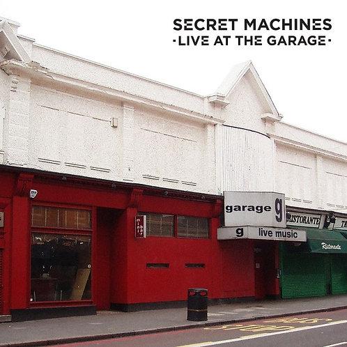 Secret Machines - Live At The Garage [2xLP]