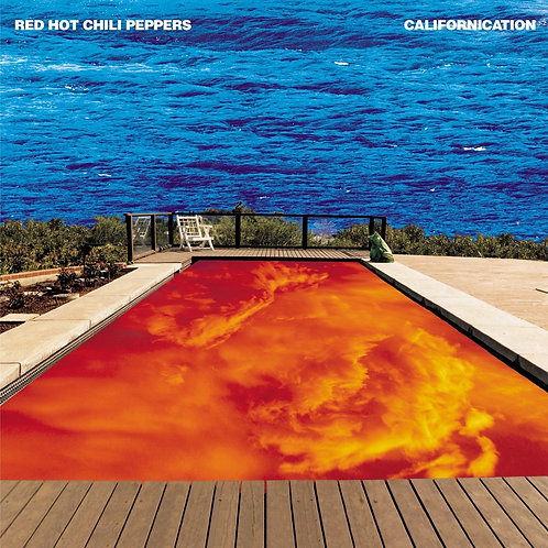 Red Hot Chili Peppers - Californication [2xLP]