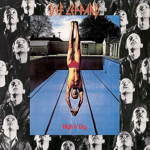 Def Leppard - High 'n' Dry [LP]