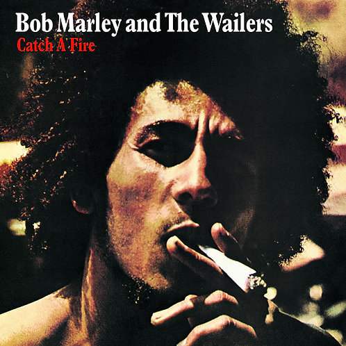 Bob Marley & The Wailers - Catch A Fire [LP]