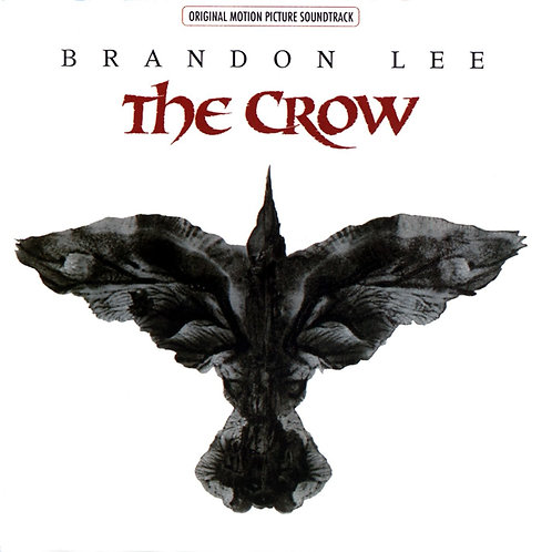 The Crow Official Soundtrack [2xLP - Rocktober]