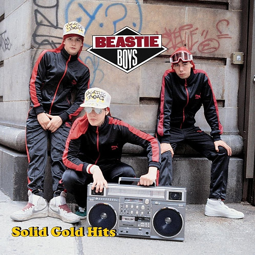 Beastie Boys - Solid Gold Hits [2xLP]