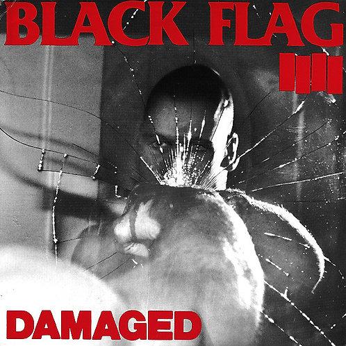 Black Flag - Damaged [LP]