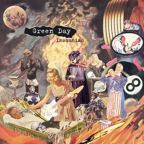 Green Day - Insomniac [LP]