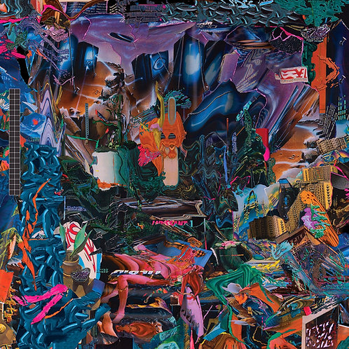 Black Midi - Cavalcade [LP]