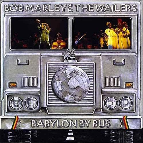 Bob Marley & The Wailers - Babylon By Bus [2xLP]