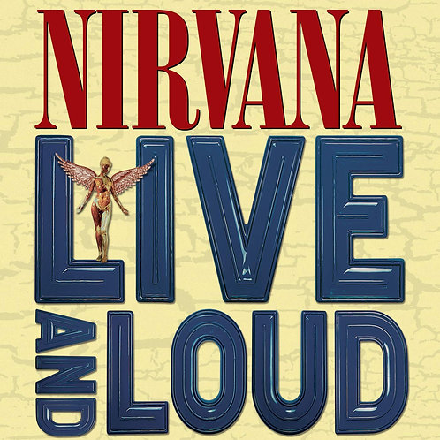 Nirvana - Live And Loud [2xLP 180G]