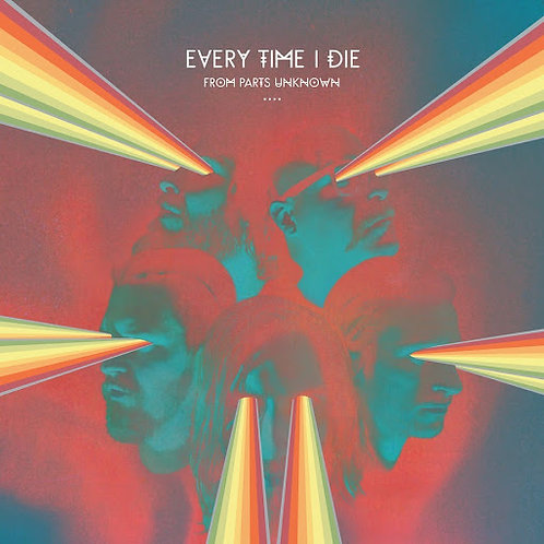 Every Time I Die - From Parts Unknown [LP]