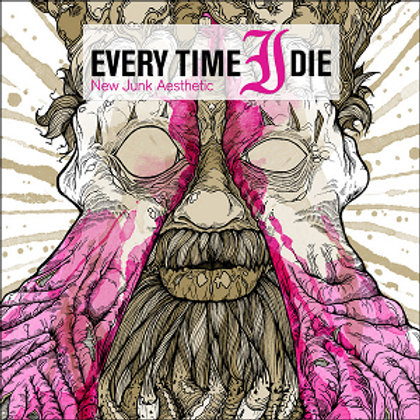 Every Time I Die - New Junk Aesthetic [LP]