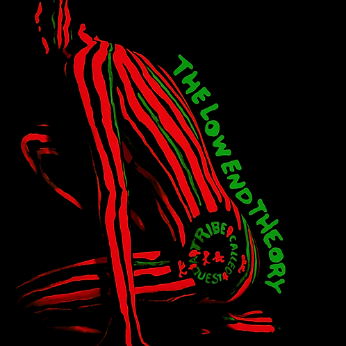A Tribe Called Quest- The Low End Theory [2xLP 180G]
