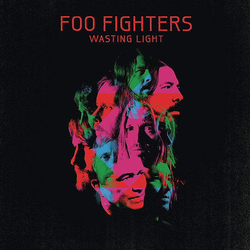 Foo Fighters - Wasting Light [2xLP]
