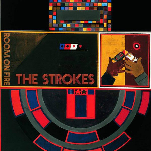 Strokes - Room On Fire [LP]