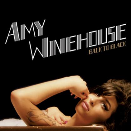 Amy Winehouse - Back to Black [LP]