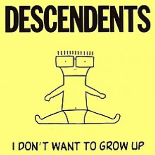 Descendents - I Don't Want To Grow Up [LP]