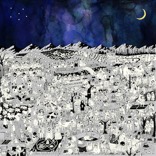 Father John Misty - Pure Comedy [2xLP]