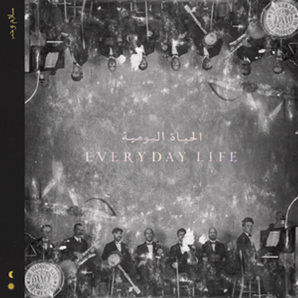 Coldplay - Everyday Life [2xLP - 180G]