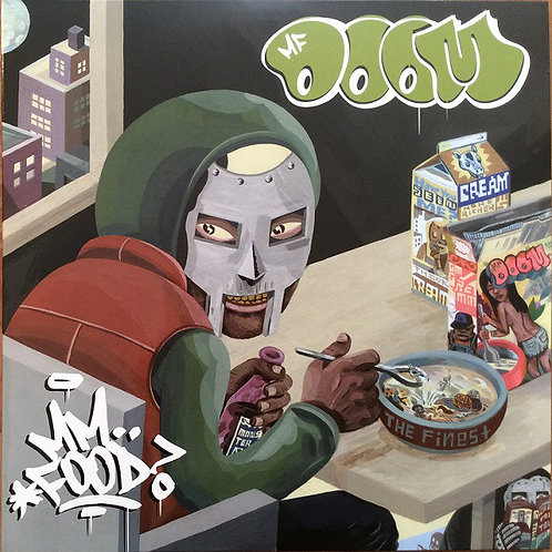 MF Doom - MM.. Food [2xLP - Green/Pink]