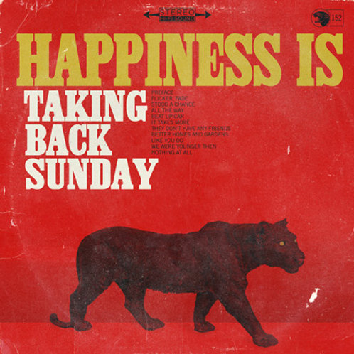 Taking Back Sunday - Happiness Is [LP]