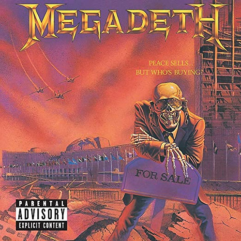 Megadeth - Peace Sells... But Who's Buying? [LP]