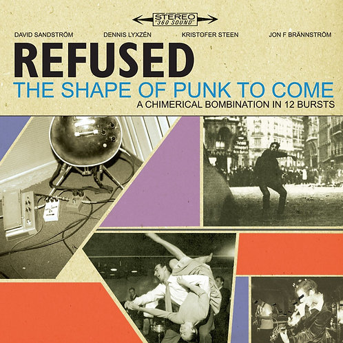 Refused - The Shape of Punk to Come [LP - 180G]