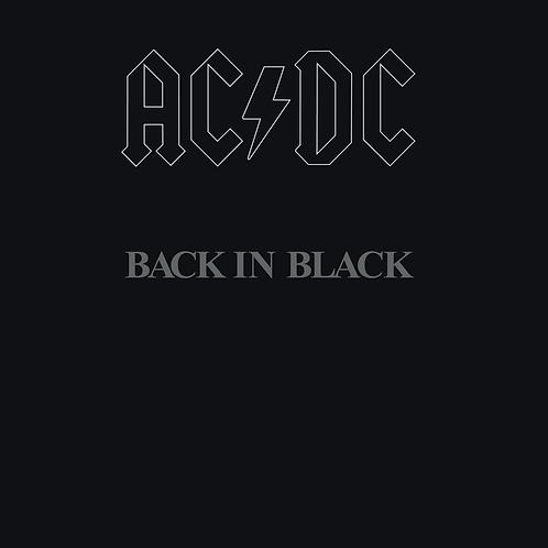 AC/DC - Back In Black [LP - 180G]