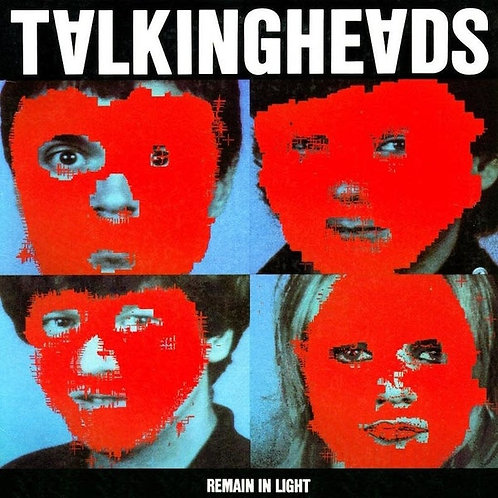 Talking Heads - Remain In Light [LP]