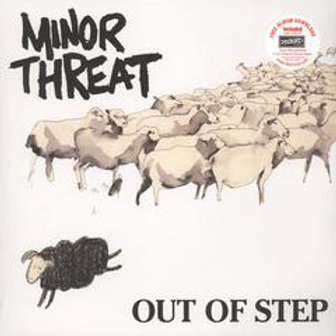 Minor Threat - Out Of Step [LP]