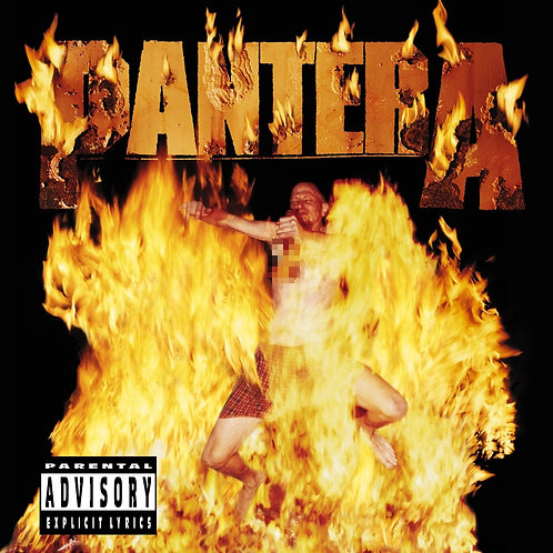 Pantera - Reinventing The Steel [LP - Yellow Marble]