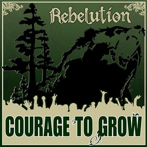 Rebelution - Courage to Grow [LP]