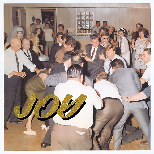 Idles - Joy as an Act of Resistance [LP]
