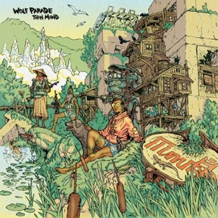 Wolf Parade - Thin Mind [LP]