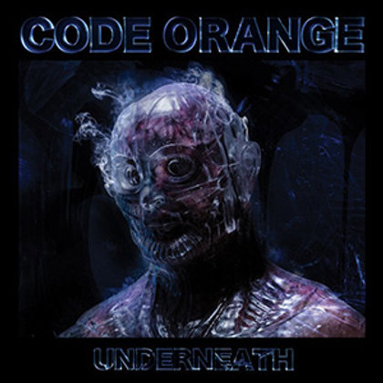 Code Orange - Underneath [LP - Blue/Black Galaxy Vinyl]