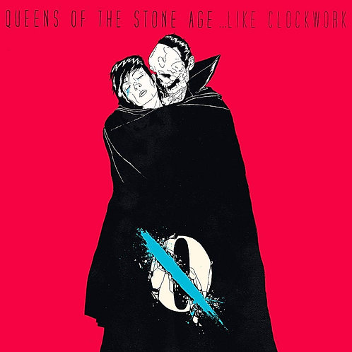 Queens of the Stone Age - ...Like Clockwork [2xLP]