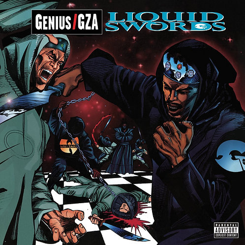 GZA/Genius - Liquid Swords [2xLP]