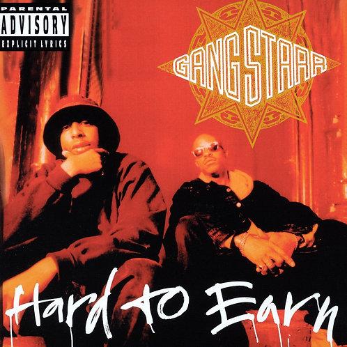 Gang Starr - Hard To Earn [2xLP - 180G]